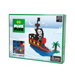 PLUS PLUS - MINI BASIC NAVE PIRATA 1060 PZ